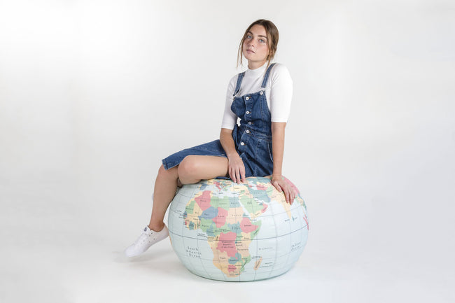 Woouf Globe Beanbag | Maggie & Rose at Home