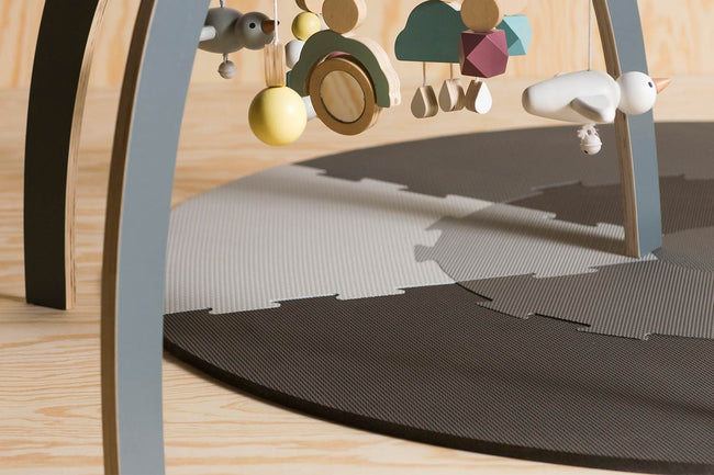 Grey Play Mat