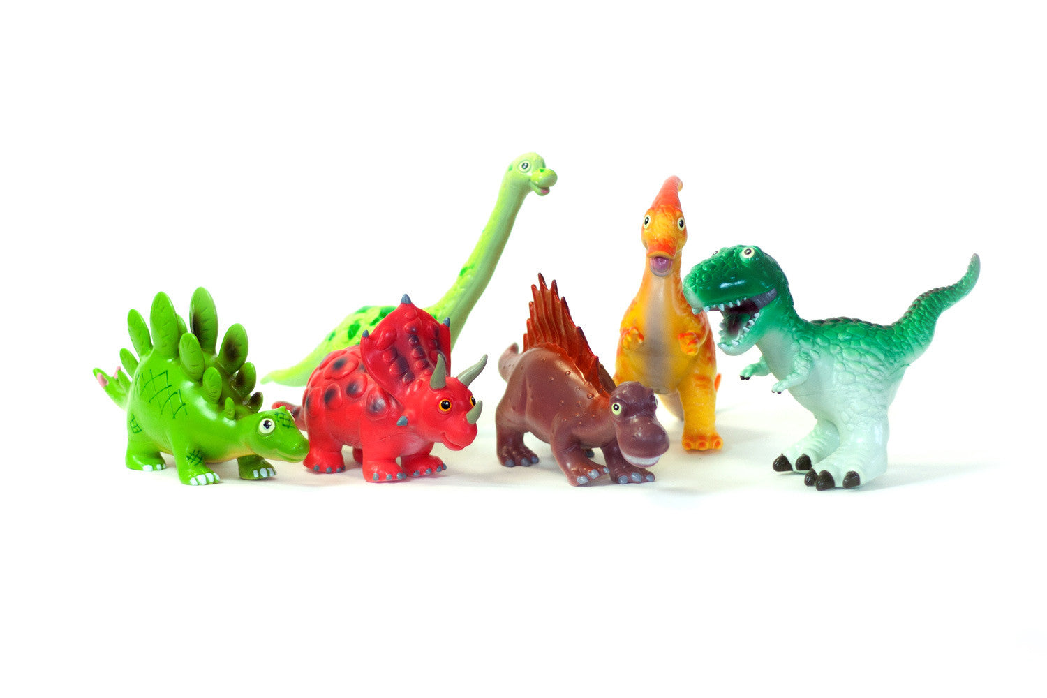 Small Soft Dinosaur Toys | Maggie & Rose at Home