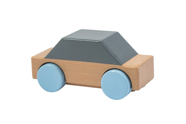 Wooden Car in Grey | Maggie & Rose at Home