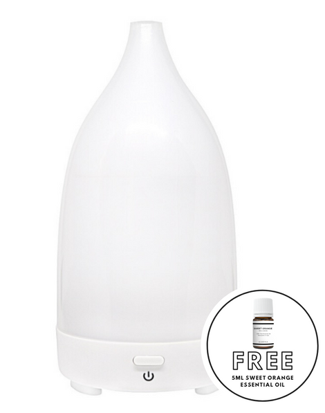 ITSY DIFFUSER + FREE Sweet Orange Essential Oil