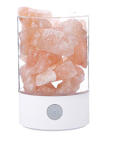 KARMA Himalayan Salt Lamp - USB Powered