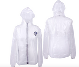 QHP Clear Waterproof Rain Coat