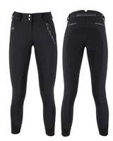 QHP Liz Leather Breeches