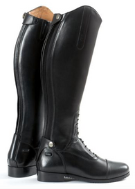 PEI Hampton Leather Ladies Field Boots