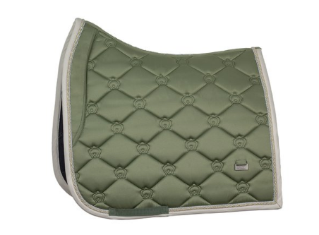 PS of Sweden Lichen Green Saddle Pad