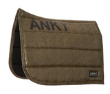 ANKY Snake skin Dressage Saddle Pad