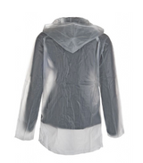 HKM Transparent Rain Coat