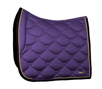 PS Of Sweden Violet Saddle Pad