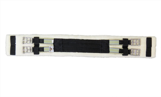 Equinenz New Wool Lined Dressage Girth