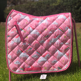 Unicorn dressage pad