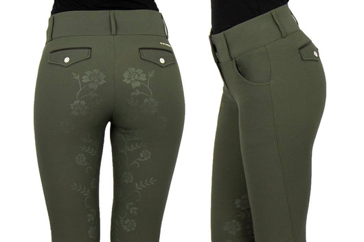 PS of Sweden Olivia Lichen Green Breeches PREORDER