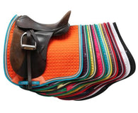 PEI European Cotton Dressage Saddle Pads