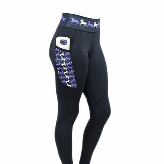 Performa ride Lara Winter Riding Tights