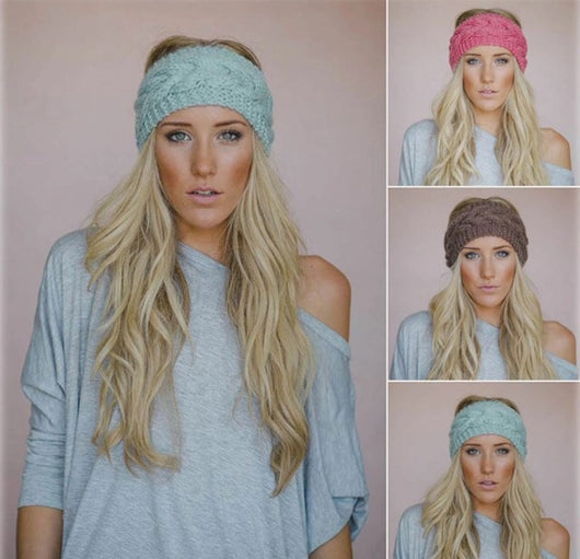 Woolen headbands