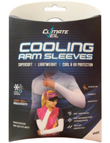Climate Veil UV cooling sleeves. ONE SIZE FITS MOST