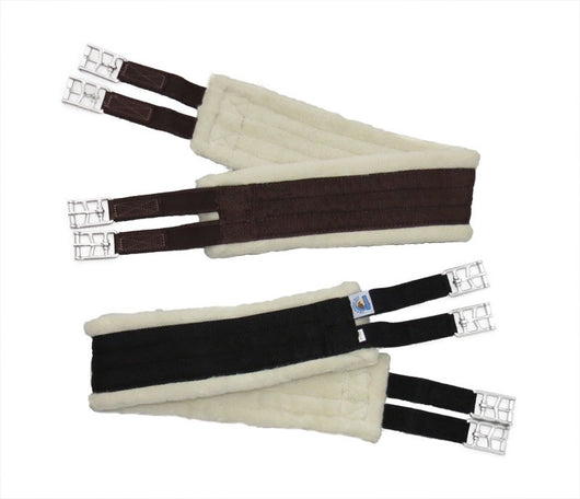 Equinenz wool Lined all purpose girth