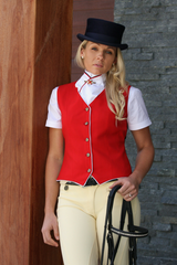 Peter Williams Ladies show full seat breeches