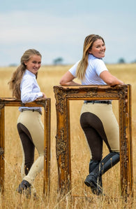 Peter Williams Slicker sticker jodhpurs OR breeches