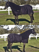 Earlwood black Label Cotton Show Rug and Tail Bag
