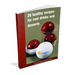 Snugbe Silicone Ice Ball Moulds - Set Of Two Plus Free eBook