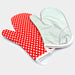 Cotton Oven Gloves - With Alutex Protection - Pair