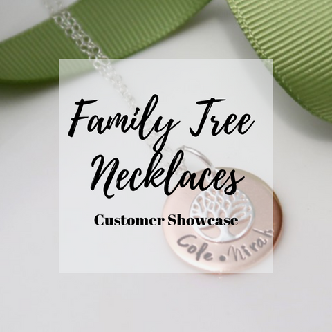 family tree necklaces personalised uk wales customer examples