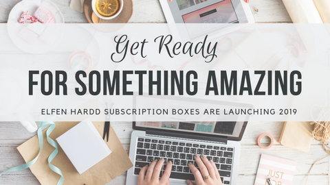 elfen hardd subscription boxes coming soon