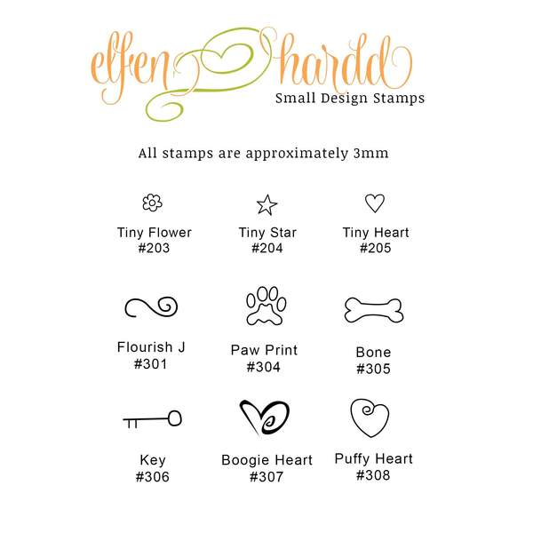 symbols available to personalise