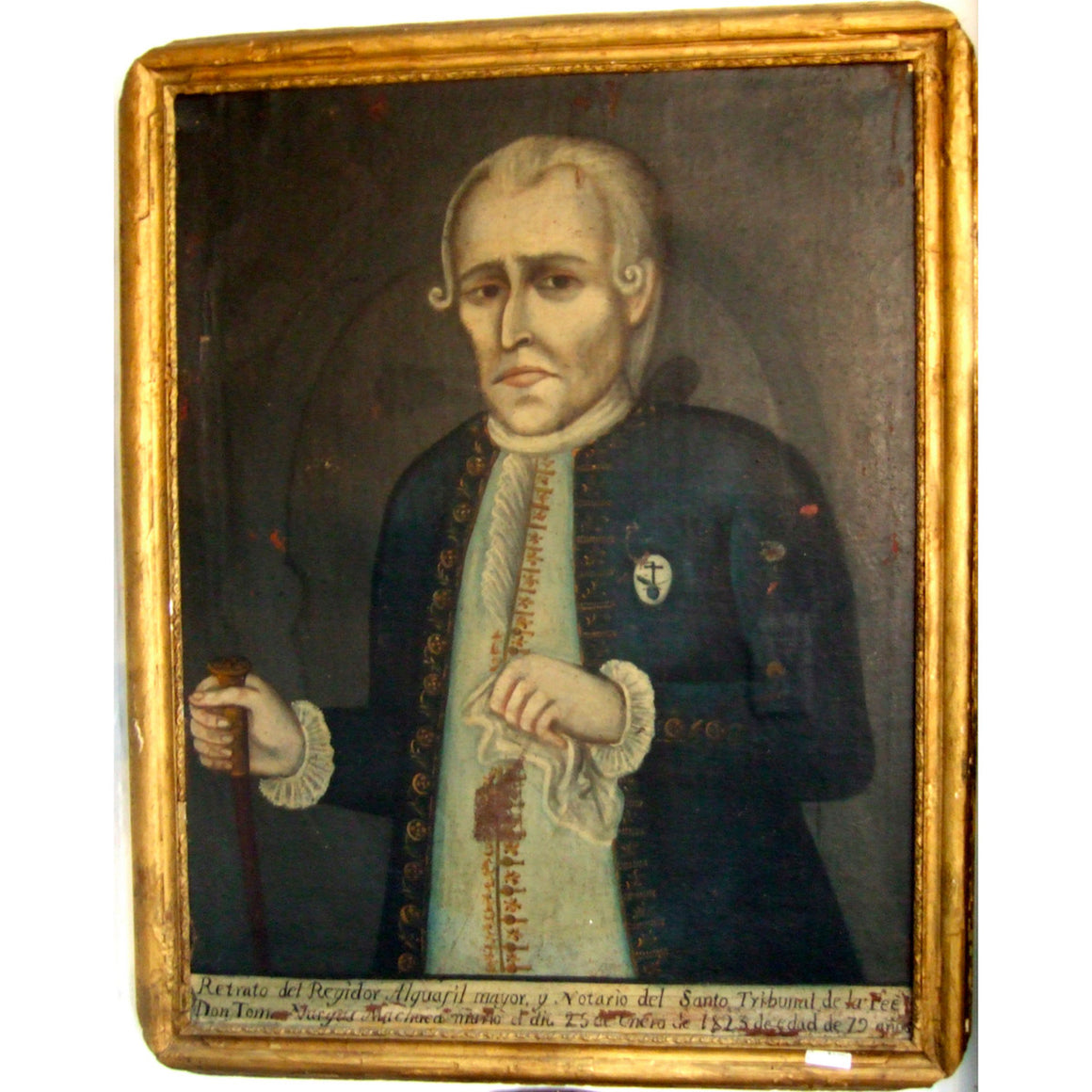 Retrato de Inquisidor