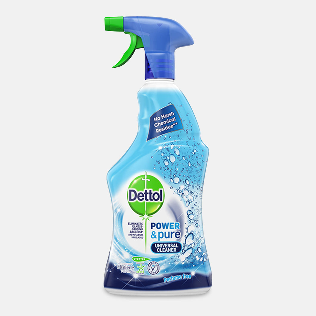 Dettol Power & Pure Universal Cleaner Spray