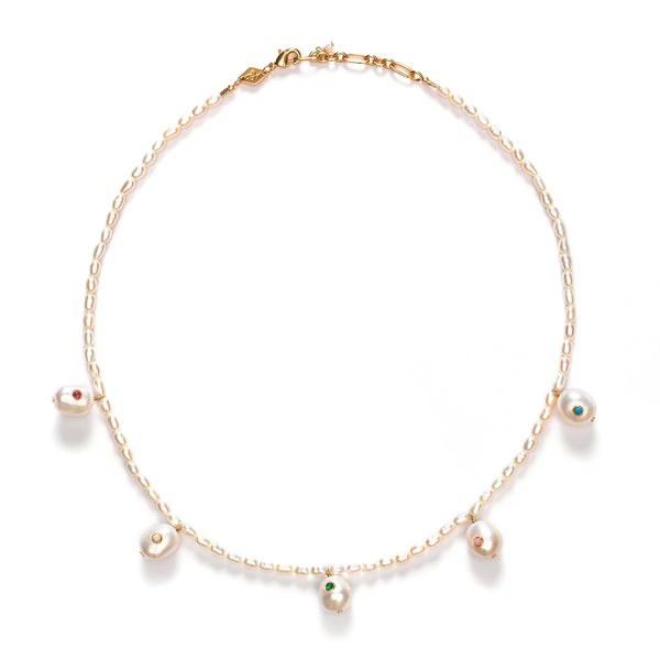 Marianne Pearl Necklace