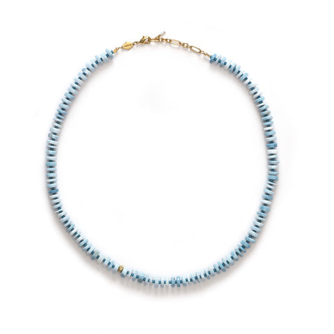 The Big Blue Necklace