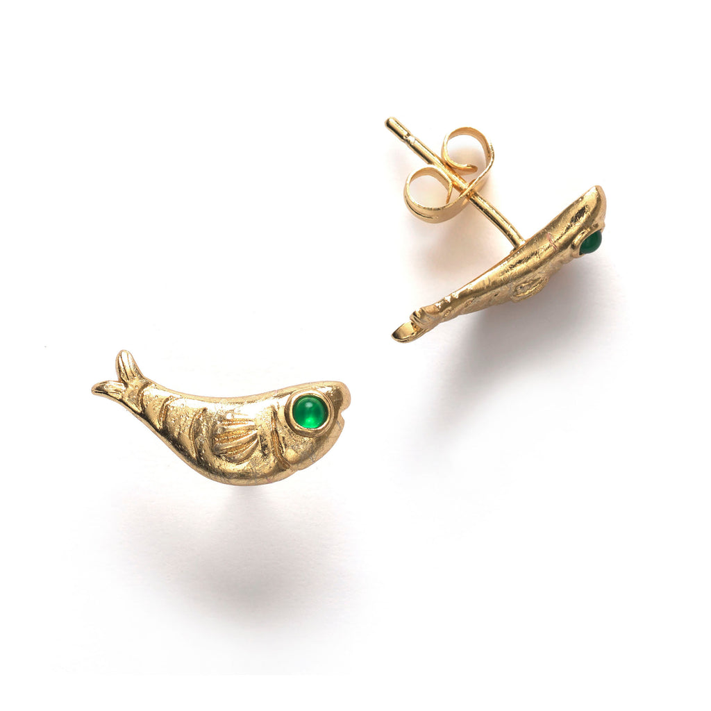 Gone Fishing Earring