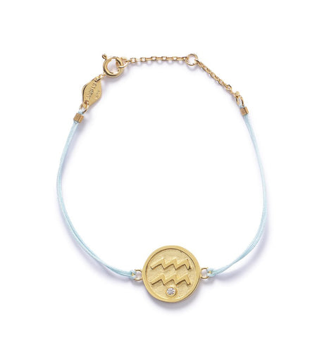 Star Sign Bracelet // Aquarius (20/1 - 18/2)