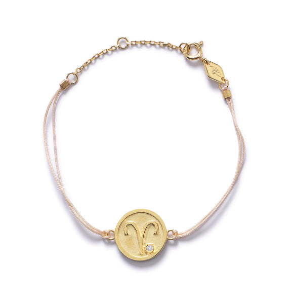 Star Sign Bracelet // Aries (20/3 - 19/4)