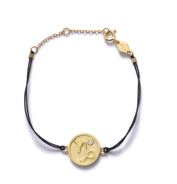 Star Sign Bracelet // Capricorn (21/12 - 19/1)