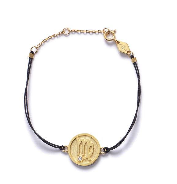 Star Sign Bracelet // Virgo (23/8 - 22/9)