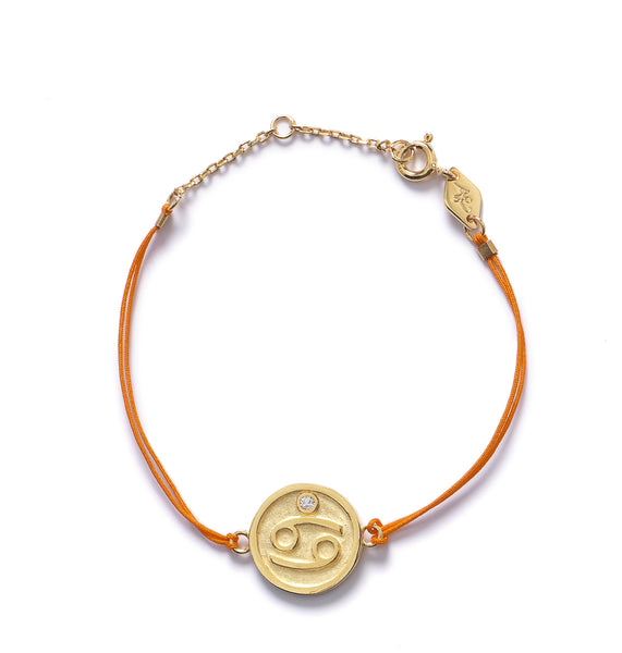 Star Sign Bracelet // Cancer (21/6 - 21/7)