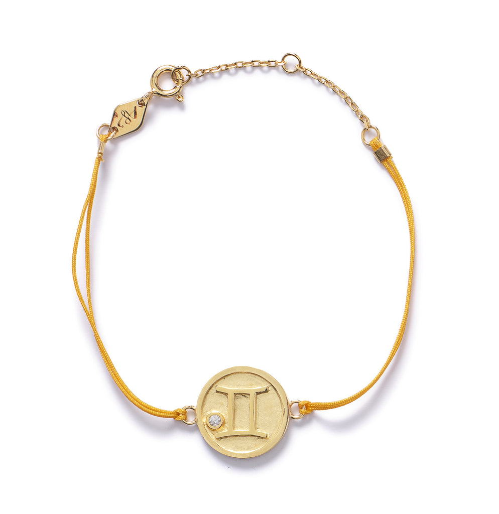 Star Sign Bracelet // Gemini (21/5 - 20/6)