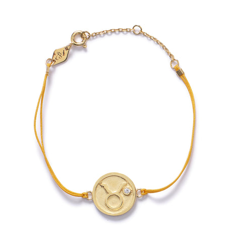 Star Sign Bracelet // Taurus (20/4 - 20/5)