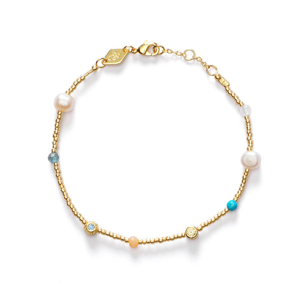 Fruit d'Or Bracelet - Pool Blue