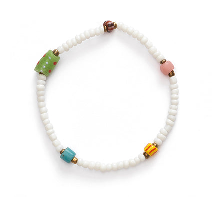 ANNI LU for Women Bracelet - White
