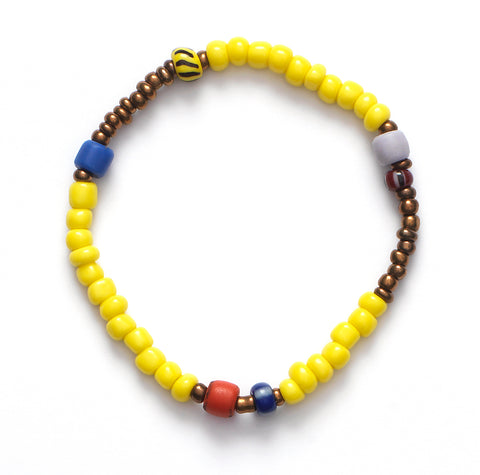 ANNI LU for Women Bracelet - Yellow