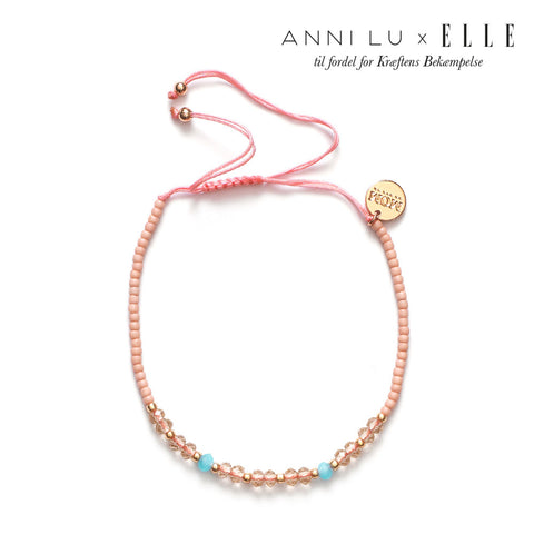'MOM' Charity bracelet - ANNI LU x ELLE Magazine collaboration