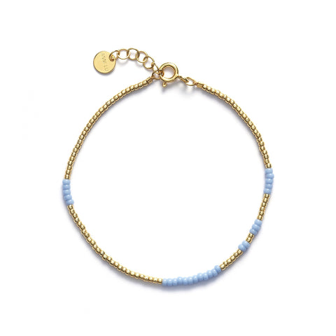 Asym Bracelet - Light Blue