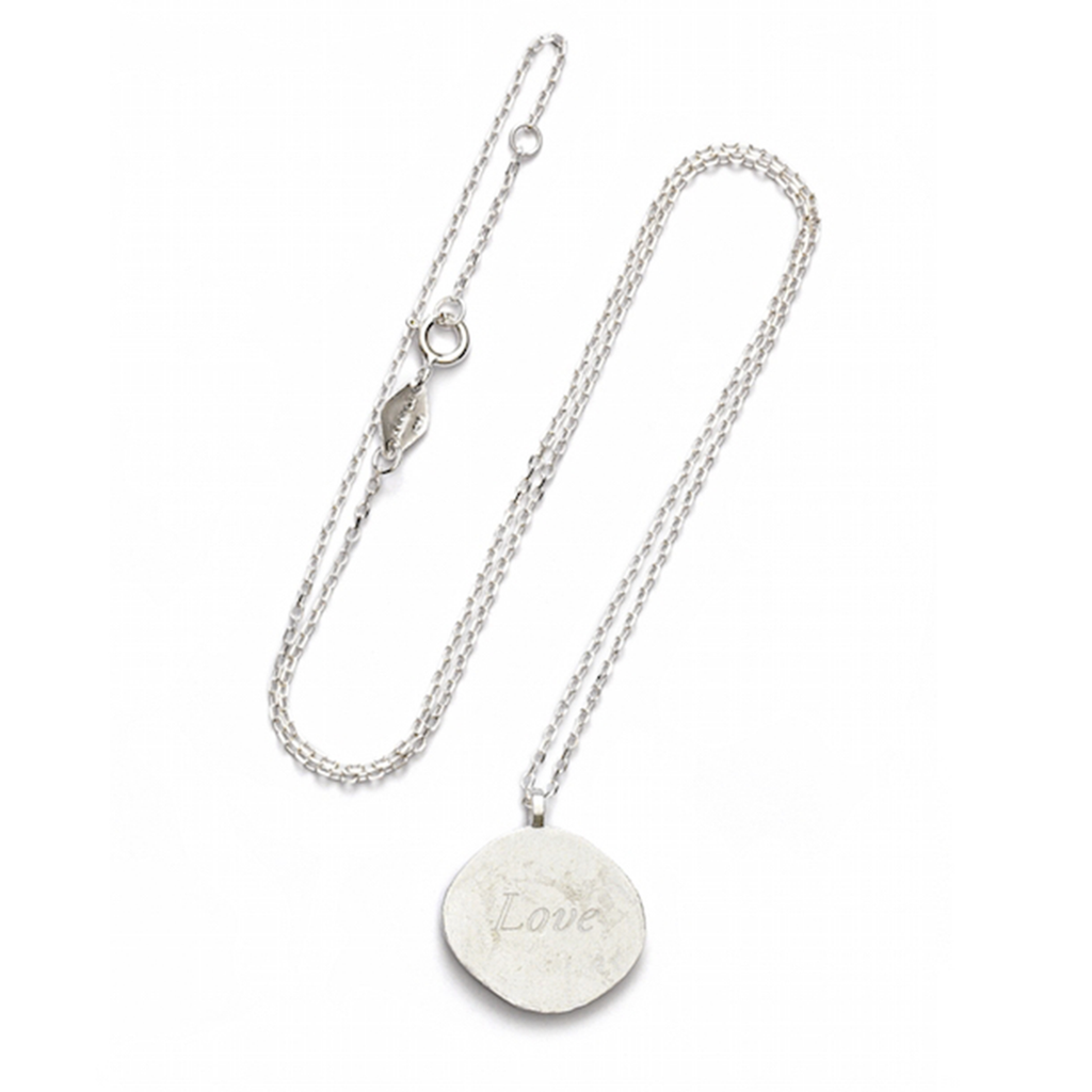 Love Necklace - Silver