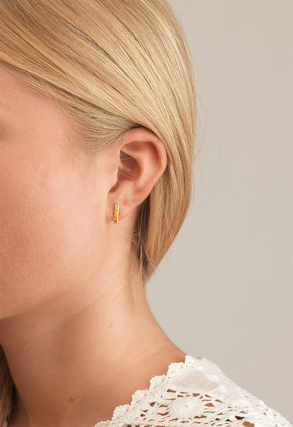 Nine Dots // Ear Studs