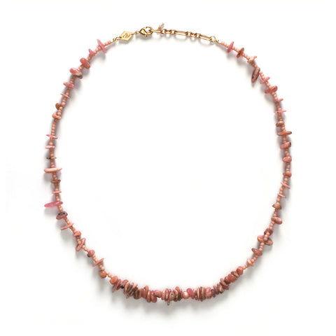 Reef Necklace - Seashell Pink
