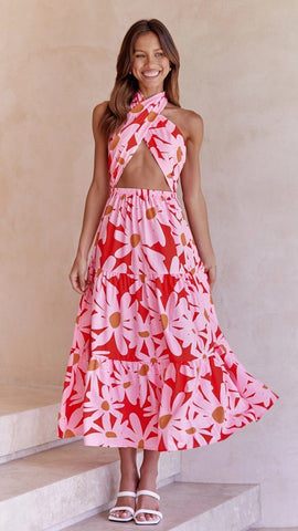 Gray Open Front Knit Pockets Cardigan